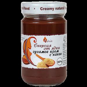Сусам-крем-какао