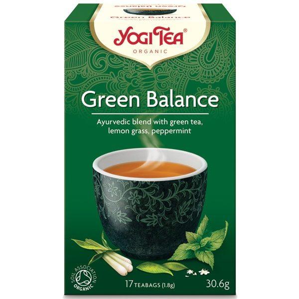 зелен баланс