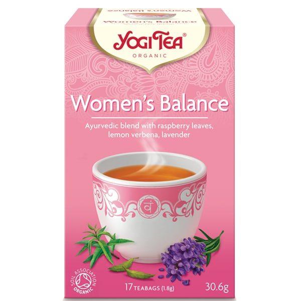women balance