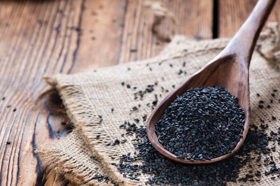 Черен сусам – храната на боговете